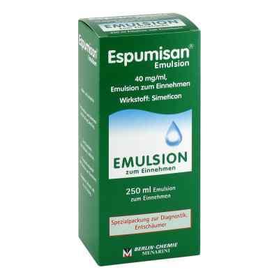Espumisan Emulsion für bildgebende Diagnostik  bei versandapo.de bestellen