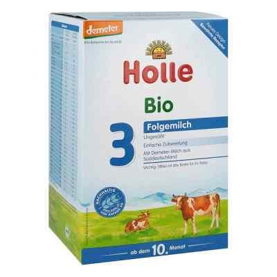 Holle Bio Säuglings Folgemilch 3  bei versandapo.de bestellen