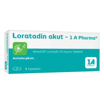 Loratadin akut-1A Pharma  bei versandapo.de bestellen