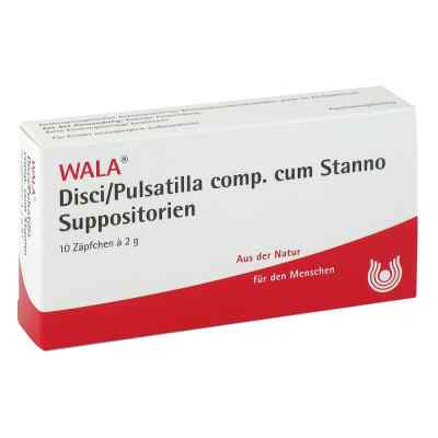 Disci/ Pulsatilla Comp. cum  Stanno. Suppositorien  bei versandapo.de bestellen
