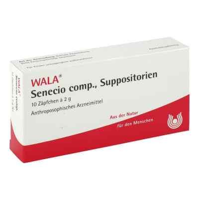 Senecio Comp. Suppositorien  bei versandapo.de bestellen