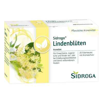 SIDROGA Lindenblüten  bei versandapo.de bestellen