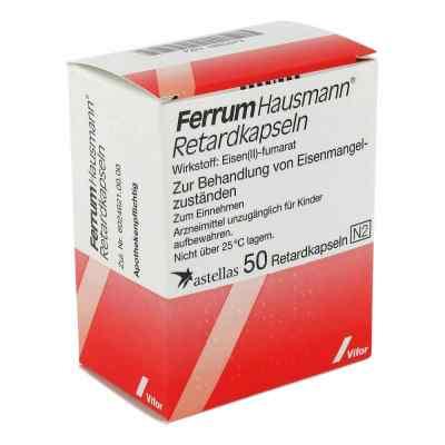Ferrum Hausmann 100mg Eisen  bei versandapo.de bestellen