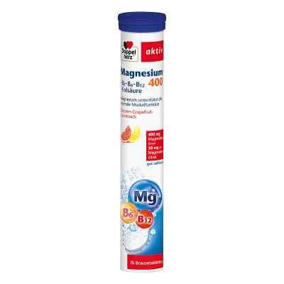 Doppelherz Magnesium 400+b Vitamine +fols. Brausetabletten   bei versandapo.de bestellen