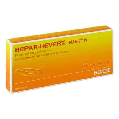 Hepar Hevert injekt N Ampullen  bei versandapo.de bestellen