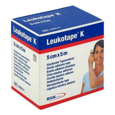 Leukotape K 5cm hautfarben  bei versandapo.de bestellen