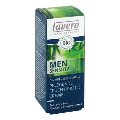 Lavera Men sensitiv pflegende Feuchtigkeitscreme  bei versandapo.de bestellen