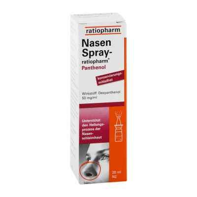 NasenSpray-ratiopharm Panthenol  bei versandapo.de bestellen