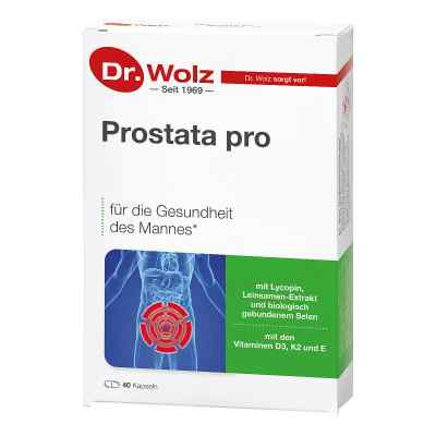 Prostata Pro Doktor wolz Kapseln  bei versandapo.de bestellen