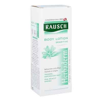 Rausch Body Lotion Sensitive  bei versandapo.de bestellen