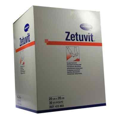 Zetuvit Saugkompresse unsteril 20x20 cm  bei versandapo.de bestellen