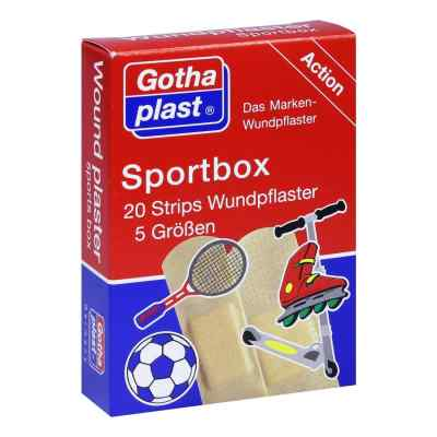Gothaplast Sportbox Strips in 5 Grössen  bei versandapo.de bestellen