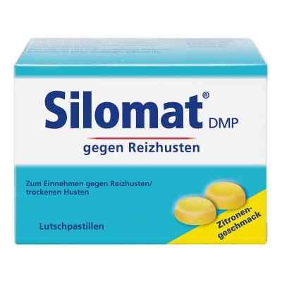 Silomat DMP Lutschpastillen Zitrone 10,5mg bei trockenem Husten  bei versandapo.de bestellen