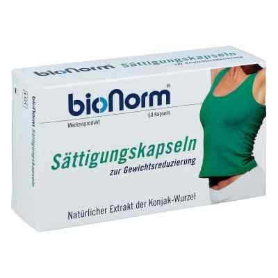 Bionorm Sättigungs-konjak-kapseln  bei versandapo.de bestellen