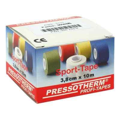 Pressotherm Sport-tape 3,8cmx10m weiss  bei versandapo.de bestellen