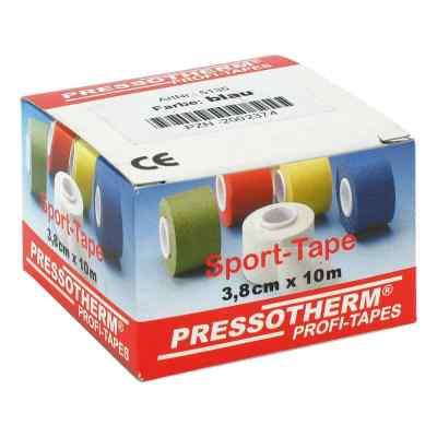Pressotherm Sport-tape 3,8cmx10m blau  bei versandapo.de bestellen