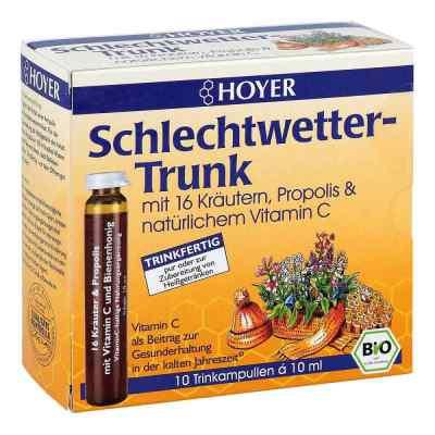 Hoyer Schlechtwetter Trunk Trinkampullen  bei versandapo.de bestellen