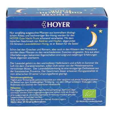Hoyer Gute Nacht Trunk Trinkampullen  bei versandapo.de bestellen