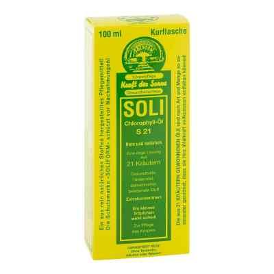 Soli-chlorophyll-öl S 21  bei versandapo.de bestellen