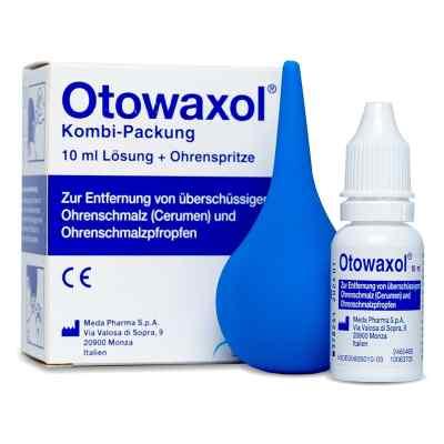 Otowaxol Lösung  bei versandapo.de bestellen