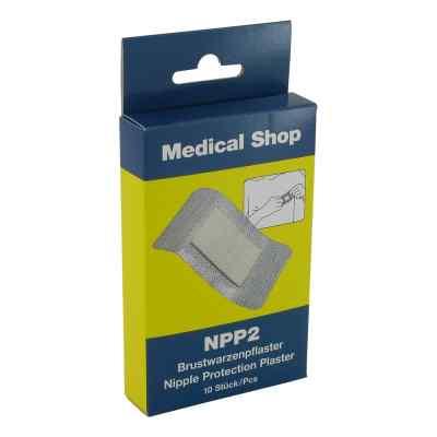 Brustwarzenpflaster Npp2  bei versandapo.de bestellen