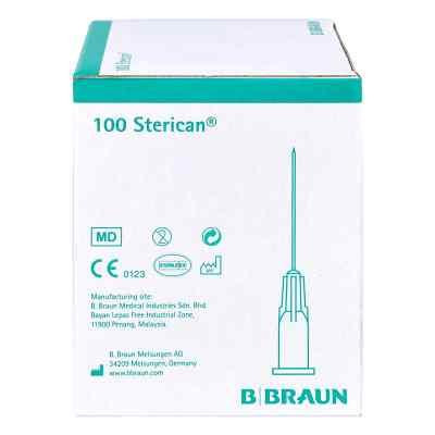 Sterican Kanüle luer-lok 0,90x40mm Größe 1  gelb  bei versandapo.de bestellen