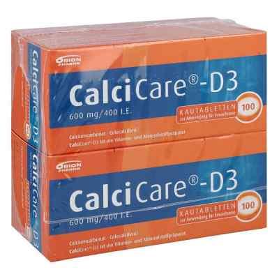 CalciCare-D3 600mg/400 I.E.  bei versandapo.de bestellen