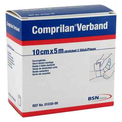 Comprilan Verband gedehnt 5mx10cm 1030  bei versandapo.de bestellen