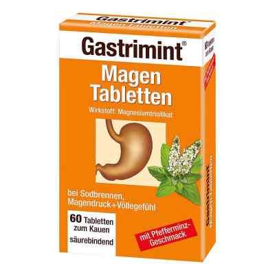 Bad Heilbrunner Gastrimint Magentabletten  bei versandapo.de bestellen