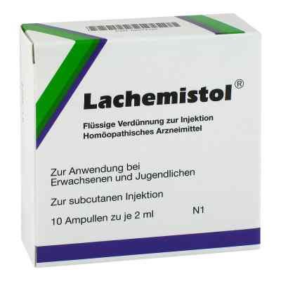 Lachemistol Ampullen  bei versandapo.de bestellen