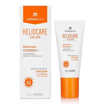 Heliocare Color Gelcream light Spf50  bei versandapo.de bestellen