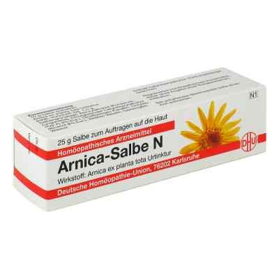 Arnica Salbe N  bei versandapo.de bestellen