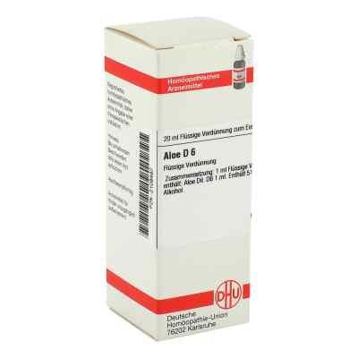 Aloe D 6 Dilution  bei versandapo.de bestellen