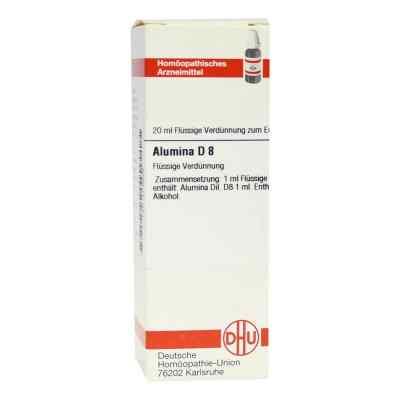Alumina D 8 Dilution  bei versandapo.de bestellen