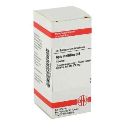 Apis Mellifica D 6 Tabletten  bei versandapo.de bestellen