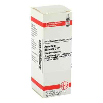 Argentum Nitricum D 12 Dilution  bei versandapo.de bestellen