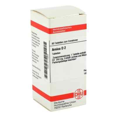 Arnica D 2 Tabletten  bei versandapo.de bestellen