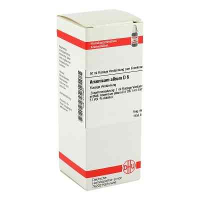 Arsenicum Album D 6 Dilution  bei versandapo.de bestellen