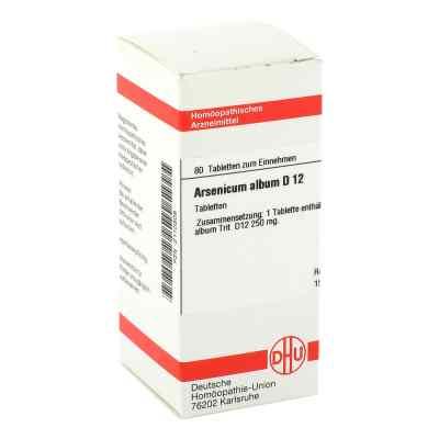 Arsenicum Album D 12 Tabletten  bei versandapo.de bestellen