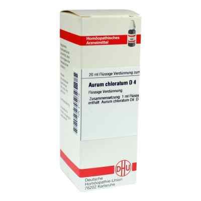 Aurum Chloratum D 4 Dilution  bei versandapo.de bestellen