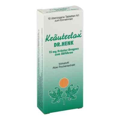 Kräuterlax Kräuter-Dragees zum Abführen  bei versandapo.de bestellen