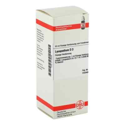 Lycopodium D 3 Dilution  bei versandapo.de bestellen