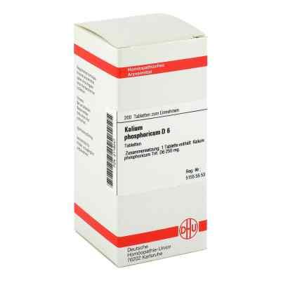 Kalium Phosphoricum D 6 Tabletten  bei versandapo.de bestellen