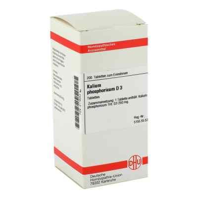 Kalium Phosphoricum D 3 Tabletten  bei versandapo.de bestellen