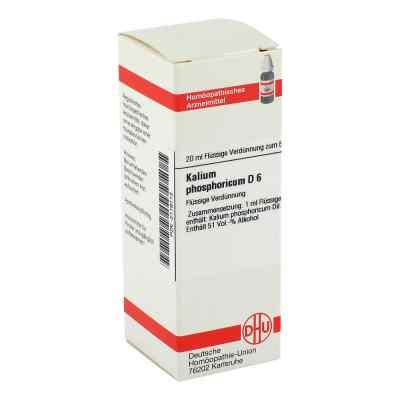 Kalium Phosphoricum D 6 Dilution  bei versandapo.de bestellen