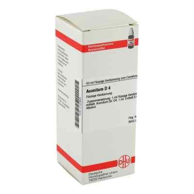 Aconitum D 4 Dilution  bei versandapo.de bestellen