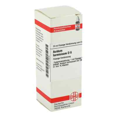 Acidum Formicicum D 6 Dilution  bei versandapo.de bestellen