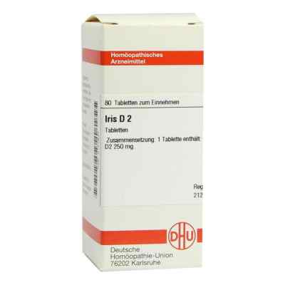 Iris D 2 Tabletten  bei versandapo.de bestellen