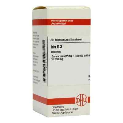 Iris D 3 Tabletten  bei versandapo.de bestellen