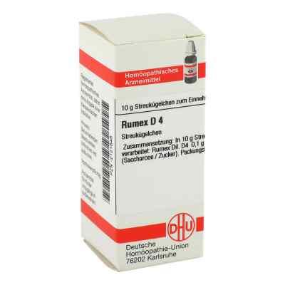 Rumex D 4 Globuli  bei versandapo.de bestellen
